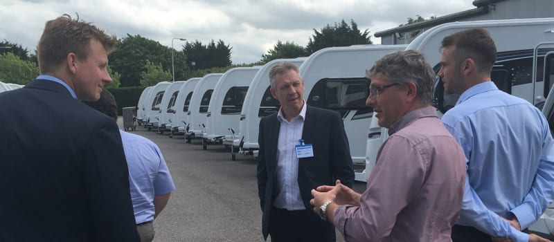 Coachman appoints STARCO as sole supplier for wheels and tyres