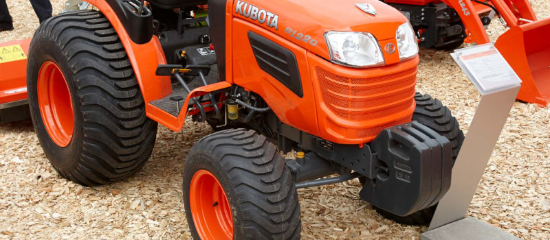At the leading edge of wheel solutions for compact tractors