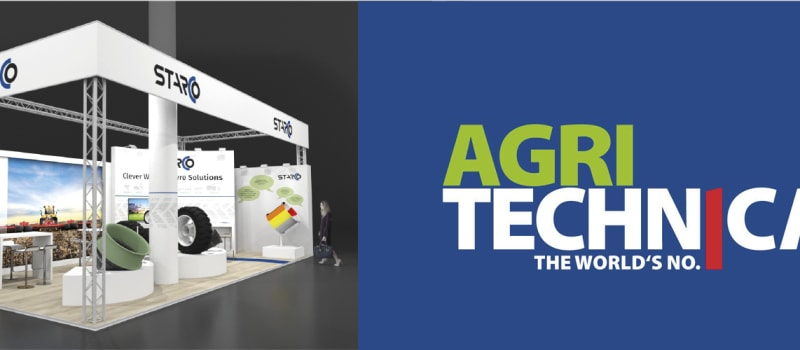 Meet STARCO at AGRITECHNICA 2019