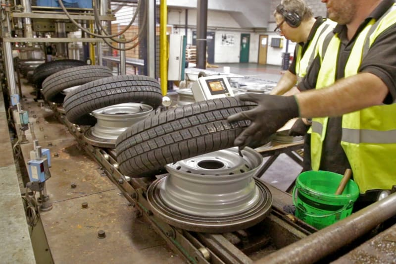 Clever wheel and tyre solutions for trailers and caravans