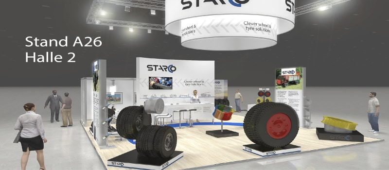 Meet STARCO at international forestry fair in Lucerne August 2019