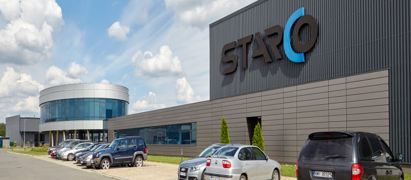 STARCO to expand Polish facilities