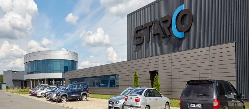 STARCO erweitert 2019 den Standort in Polen