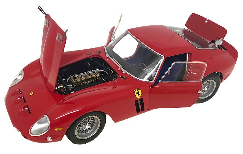 京商 フェラーリ250GTO ミニカーの画像1