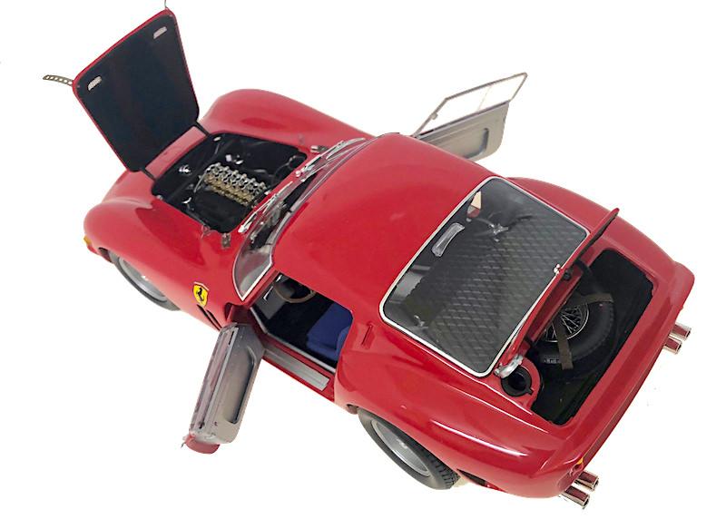 京商 フェラーリ250GTO ミニカーの画像2