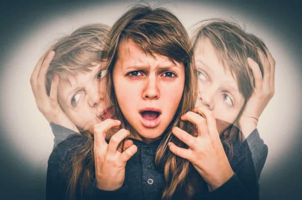 Как определить у человека скрытую шизофрению