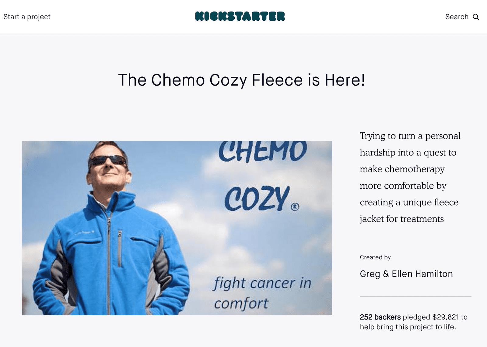 chemo-cozy