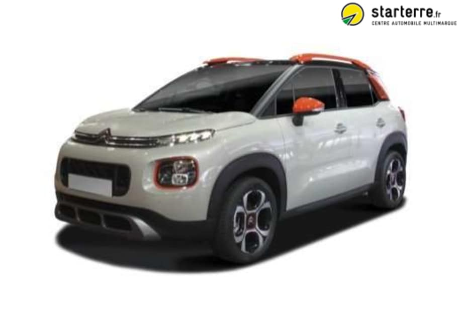 Citroën C3 Aircross PureTech 110 S&S  BVM5 Shine Spicy Orange Toit Ink Black