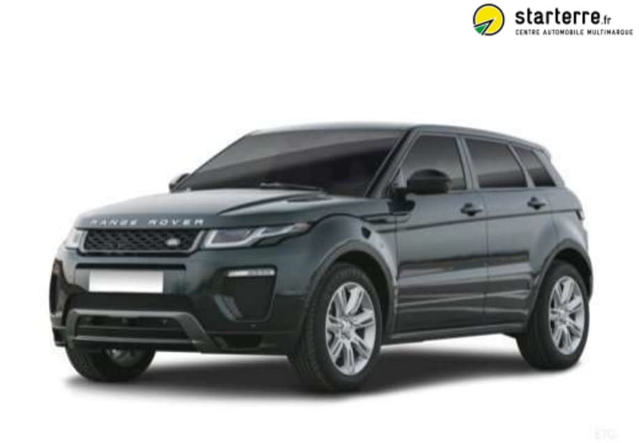 land rover range rover evoque td4 150 bva se 140185. Black Bedroom Furniture Sets. Home Design Ideas