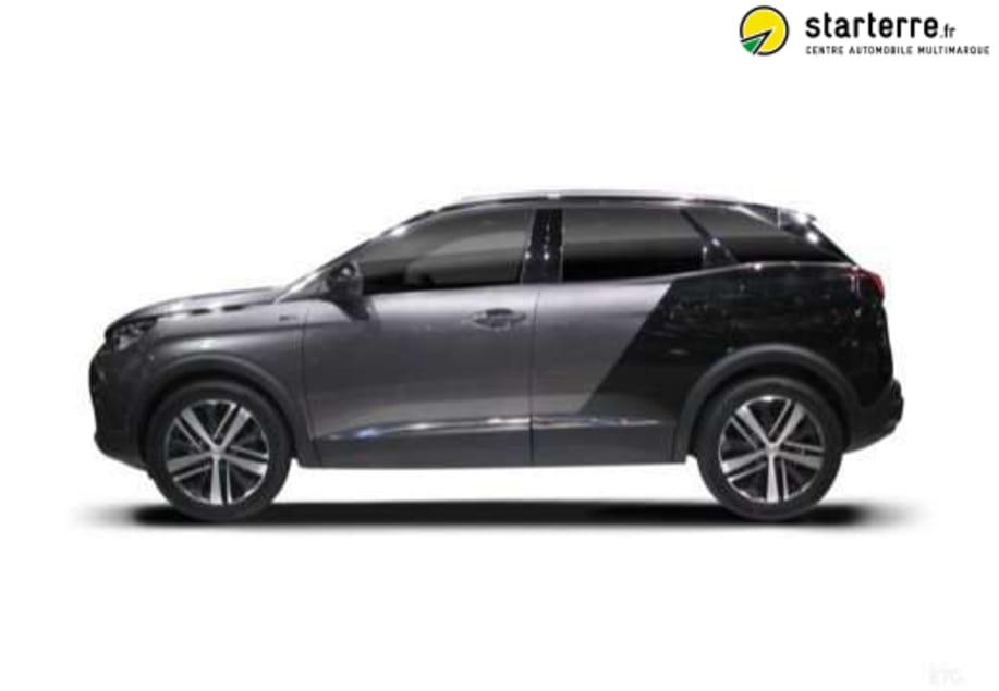 Peugeot 3008 NOUVEAU 1.5 BLUEHDI 130CH S&S EAT8 ACTIVE Noir Perla Nera
