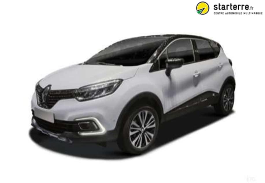 Renault CAPTUR NOUVEAU DCI 90 ENERGY INTENS Gris Cassiopée Toit Noir