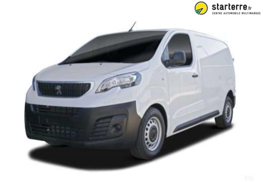 Peugeot Expert Cabine Approfondie LONG 2.0 BLUEHDI 120 BVM6 FIXE PREMIUM Gris Aluminium