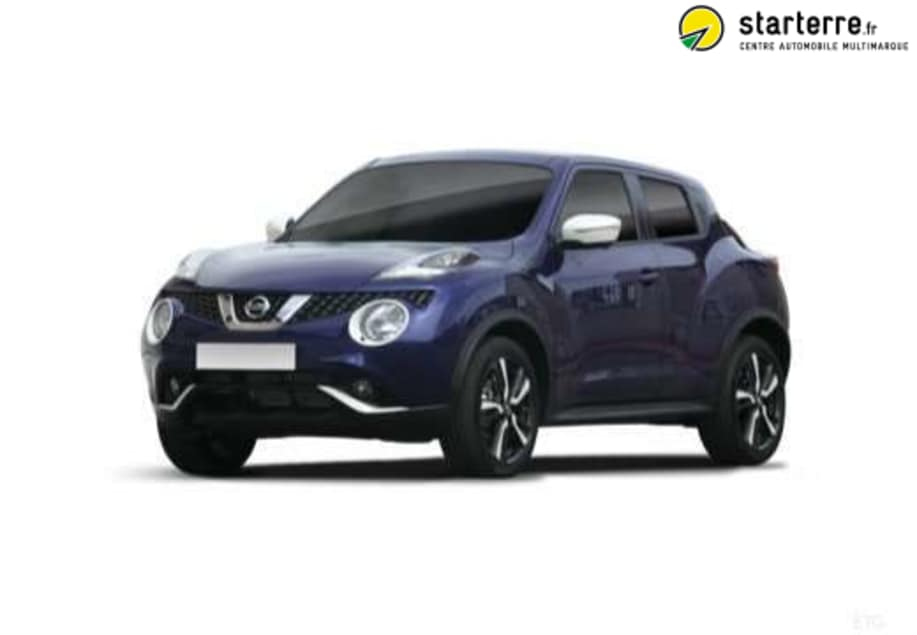 Nissan JUKE 2018 1.5 DCI 110 FAP EU6 C START/STOP SYSTEM N-CONNECTA Blanc Lunaire