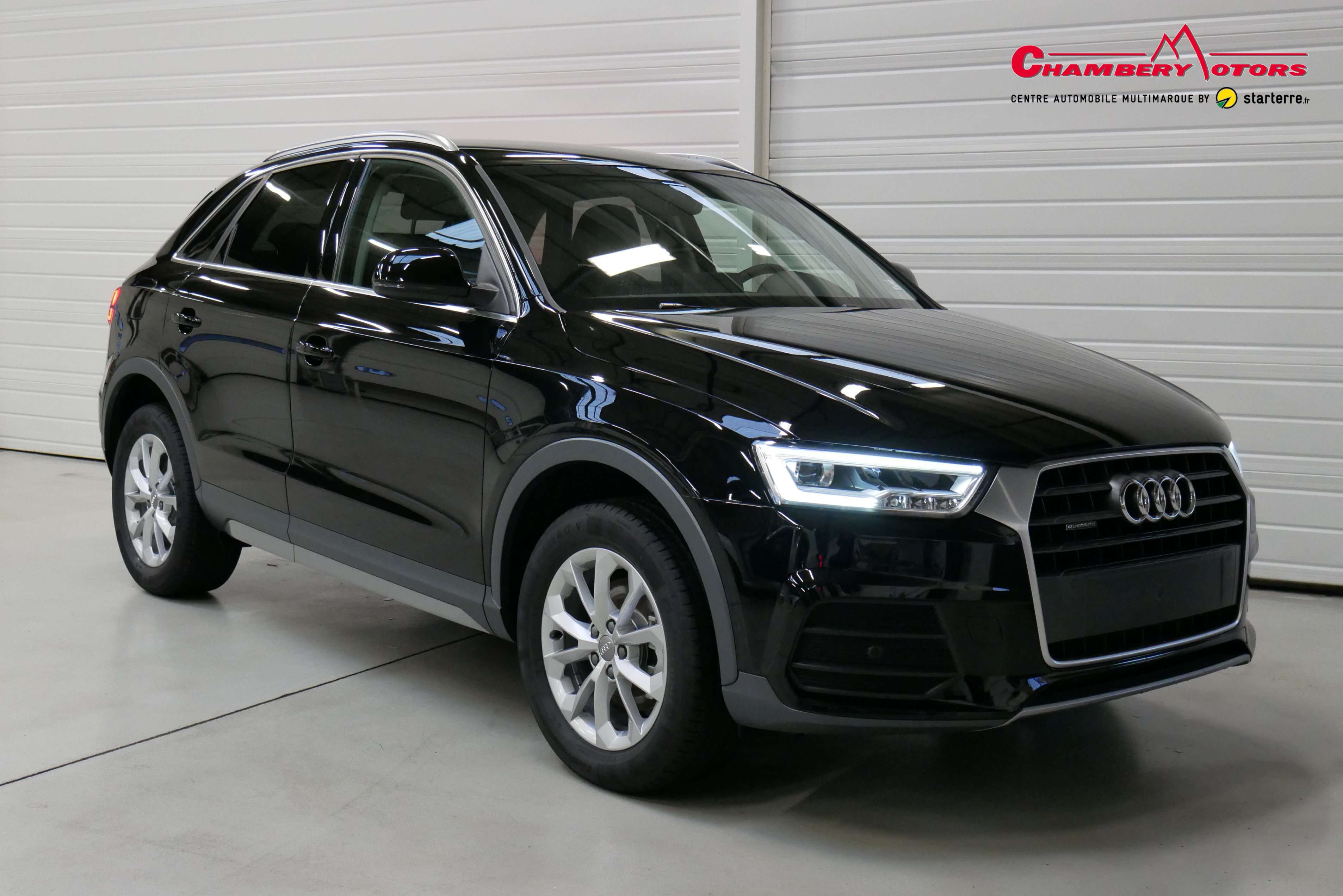 voiture audi q3 2 0 tdi 150 ch quattro ambiente s tronic 7 occasion diesel 2016 10 km. Black Bedroom Furniture Sets. Home Design Ideas