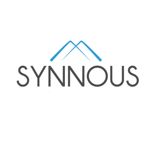 Synnous Schriftzug