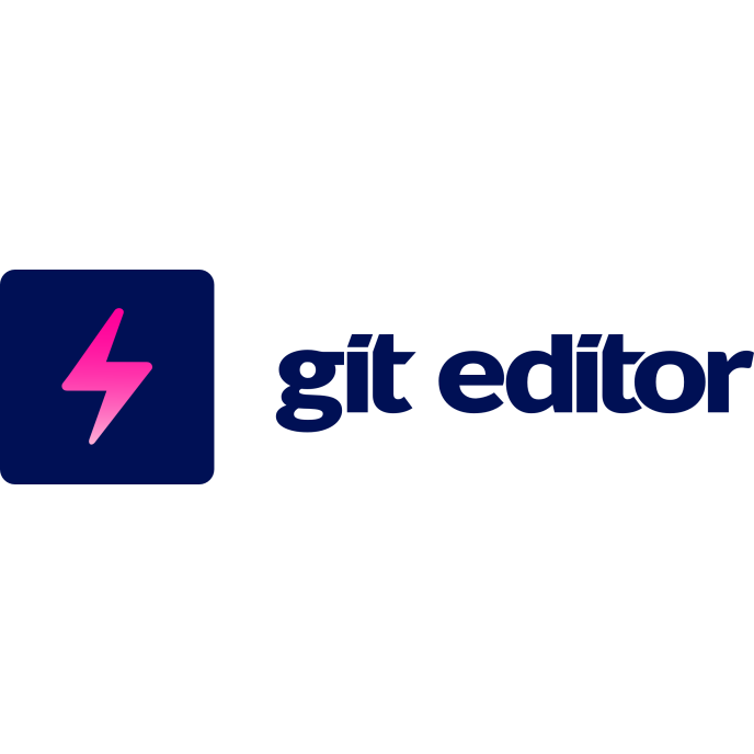 Logo Git Editor