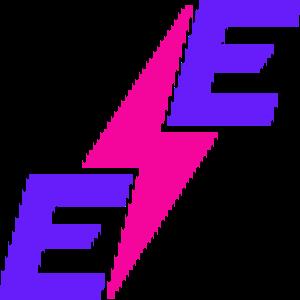Logo Einfach E Auto