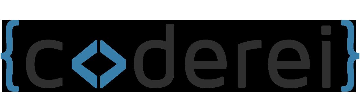 Logo coderei GmbH