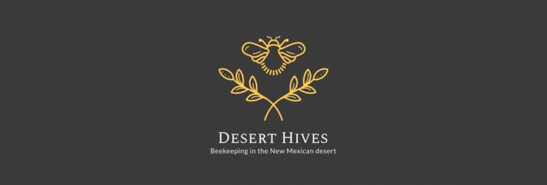Logo DesertHives