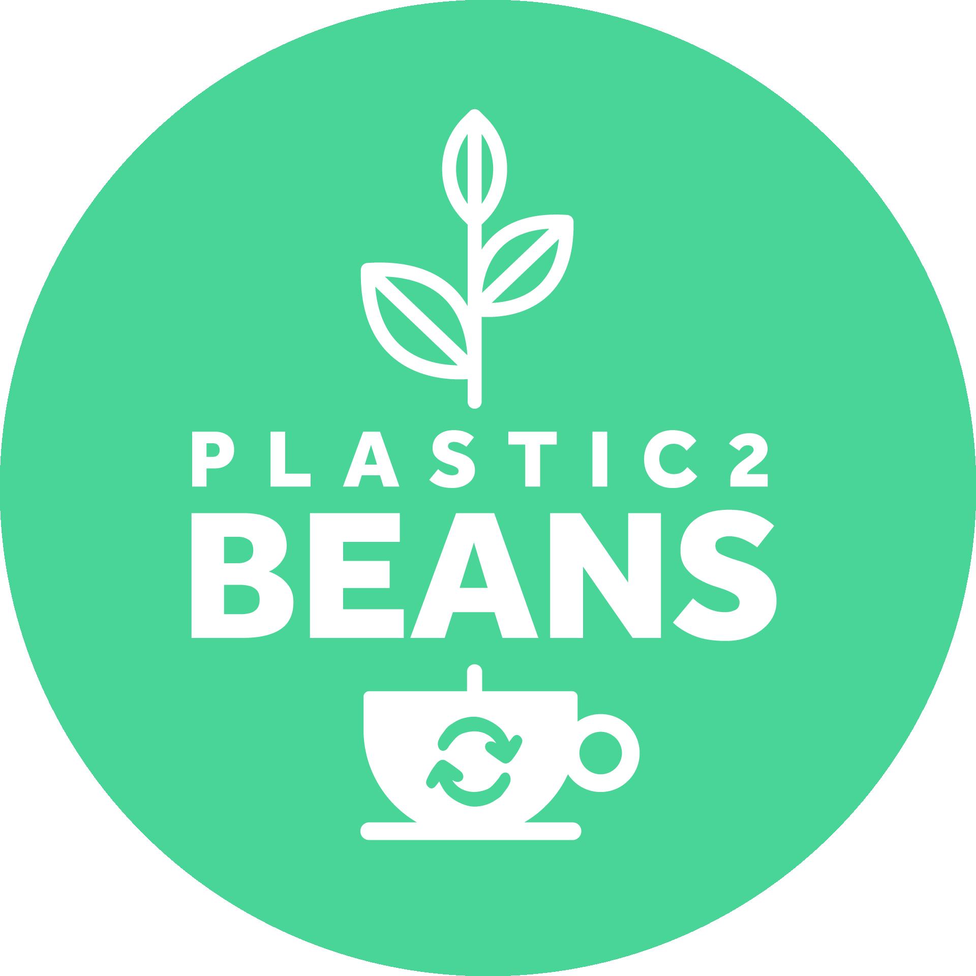Logo Plastic2beans