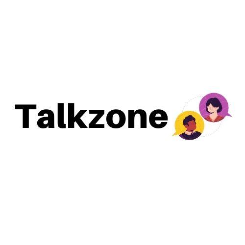 Logo Talkzone GbR