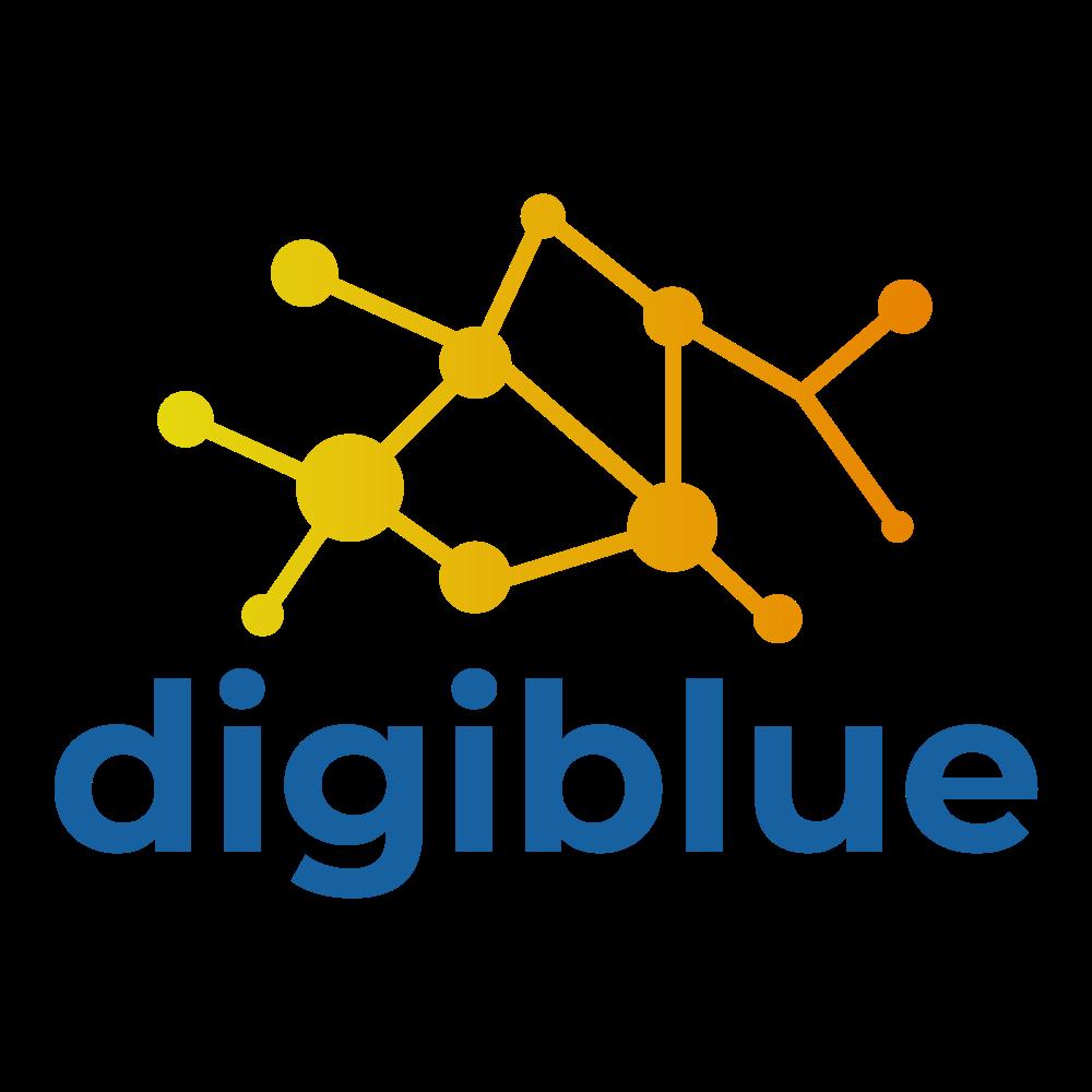 Logo digiblue GmbH