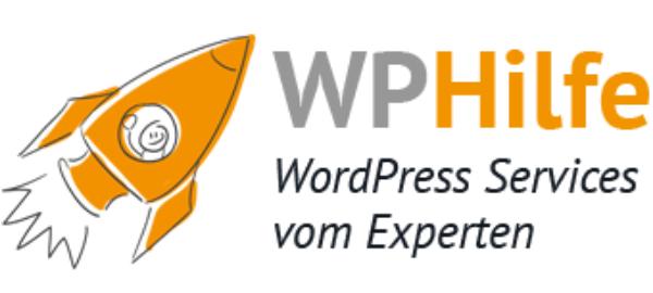 Logo WPHilfe – WordPress Services vom Experten