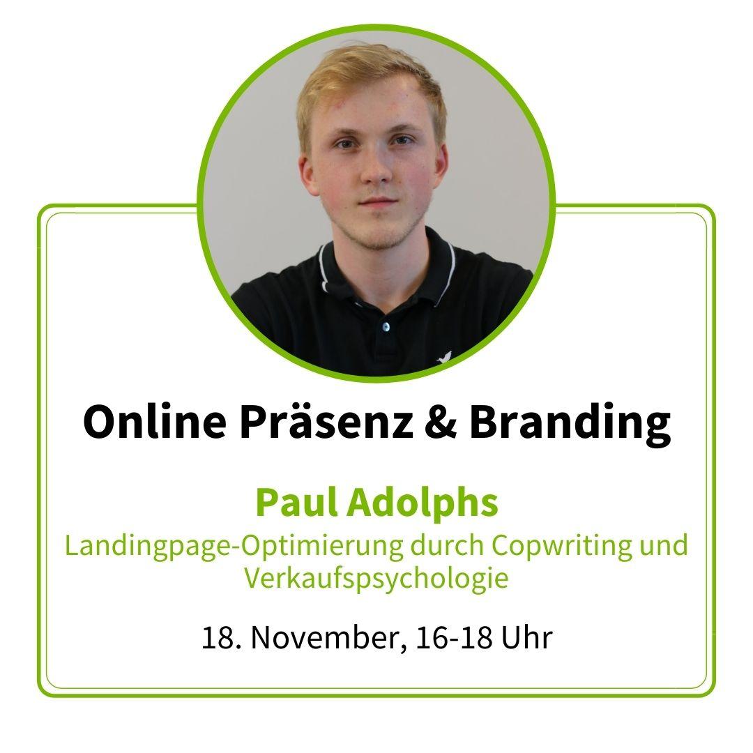 Online Raesenz und Branding