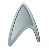 Starfleet Command Insignia 2260s (Kelvin)