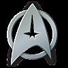 Starfleet Crew Formal Insignia 2260s (Kelvin)
