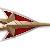 Starfleet Academy Red Squadron Insignia