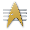 Starfleet Crew - Admiral (Romulan Sim)