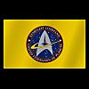 Starfleet Command Flag 2370s A