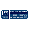 Starfleet Materiel Supply Command Cargo Label