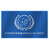 United Federation of Planets (UFP) Flag 2370s B