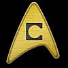 NCC-1701 Enterprise Crew (Operations) 2250s A