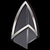 Starfleet Insignia 2390s