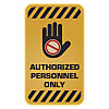 Authorized Personnel Only (Utopia Planitia)