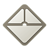 Romulan Rebirth Movement Comm Insignia