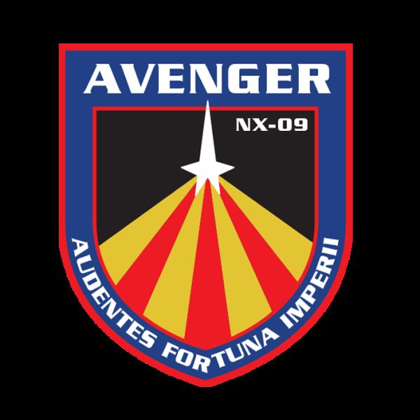 N x 09 avenger mirror
