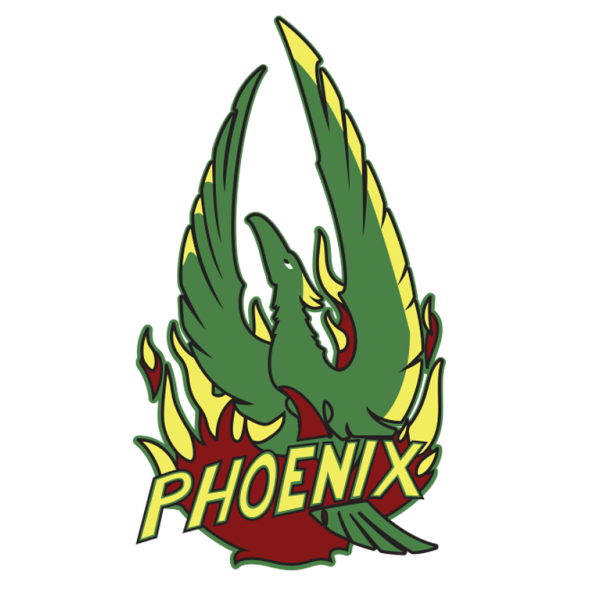 Phoenix nose art