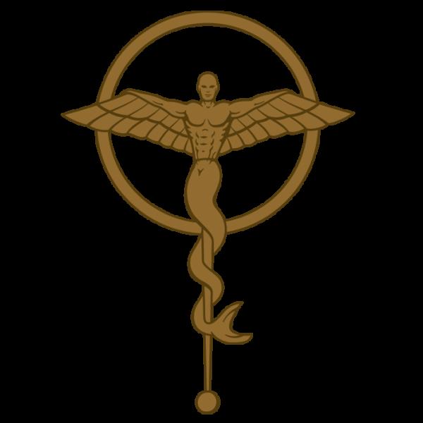 Aquan caduceus
