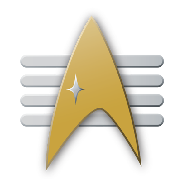 Starfleet crew admiral romulan sim