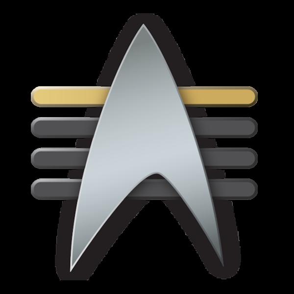 Starfleet crew ensign romulan sim