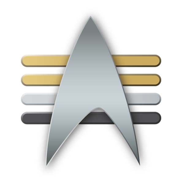 Starfleet crew lt