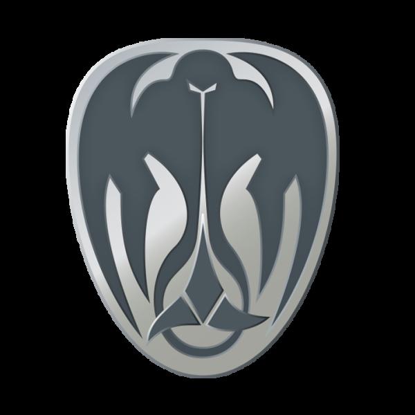 Klingon cardassian alliance insignia