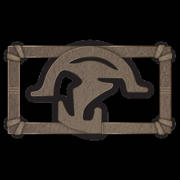 Klingon banner insignia