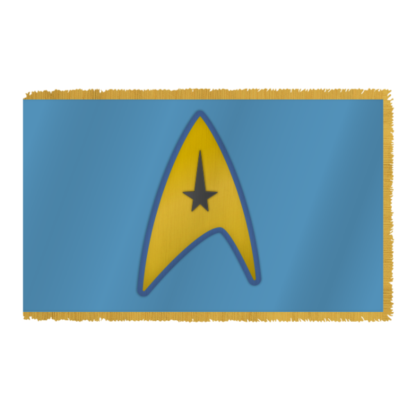 Starfleet command flag