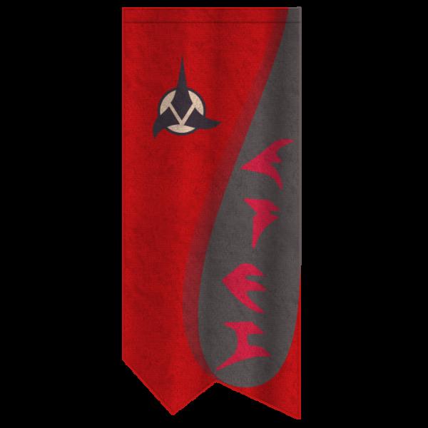 Klingon court banner2150s