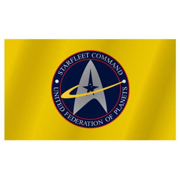 Starfleet command flag2370s b